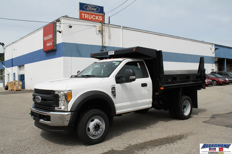 new 2017 ford super duty f 450 drw xl dump body in pittsburgh 11452 allegheny ford truck sales. Black Bedroom Furniture Sets. Home Design Ideas